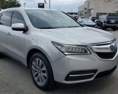 2014 Acura MDX Technology with Entertainment Package