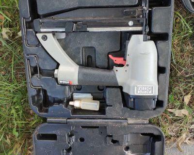 Porter cable brad nail guns