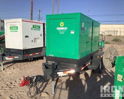 2013 Magnum MMG150-02 344 kVA Mobile Gen Set