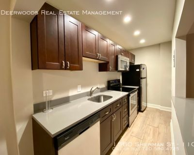 1 Bed / 1 Bath - Fully Furnished, Modern Finishes, 1 Block from Capitol Building