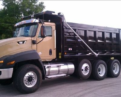 Dump truck financing for all credit types - (Nationwide)