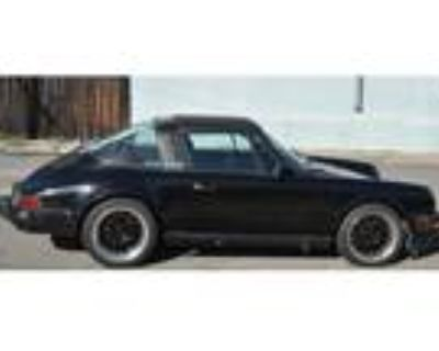 Classic For Sale: 1989 Porsche 911 2dr Convertible for Sale by Owner