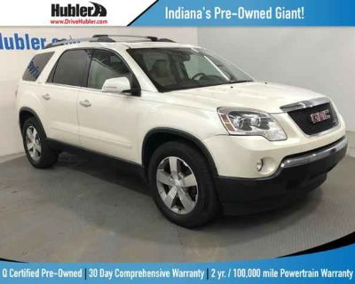 Used 2012 GMC Acadia FWD 4dr