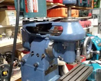 Elgin vertical mill motor - WANTED