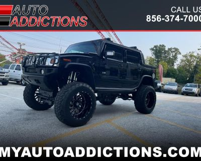 Used 2006 HUMMER H2 LIFTED BAD ASS SUT