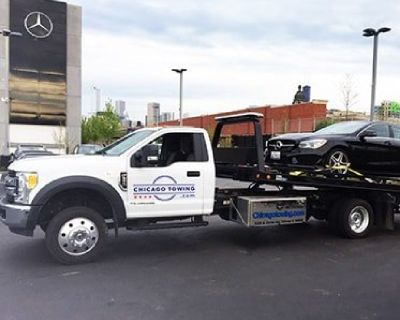 Emergency Heavy Duty Towing Chicago