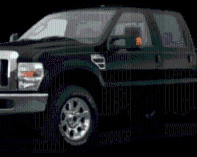 "2008 Ford Super Duty F-350 King Ranch Crew Cab 156"" 4WD"