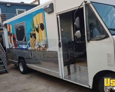 2005 Ford Step Van Kitchen Food Truck/ Restaurant on Wheels with Pro-Fire
