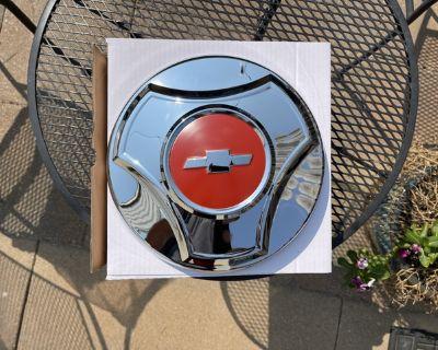 1964-1966 Chevy c10 truck hubcaps
