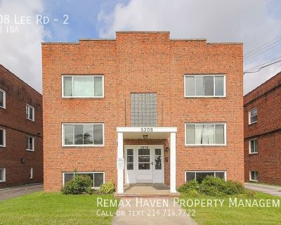 5208 Lee Rd #2, Maple Hts - 1 bed 1 bath apartment!