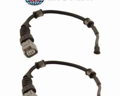 New 2-pcs Front Brake Pad Sensor Mtc 47771-50030 Fits Lexus Ls400 92-94