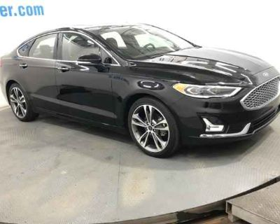 Used 2020 Ford Fusion FWD
