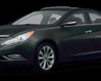 2011 Hyundai Sonata Limited 2.0T