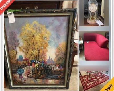 Los Angeles Estate Sale Online Auction - Camden Avenue (CONDO)