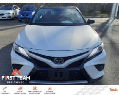2020 Toyota Camry XSE FWD Automatic
