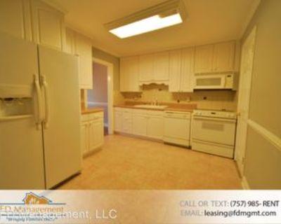 108 Towne Square Dr, Newport News, VA 23607 3 Bedroom House