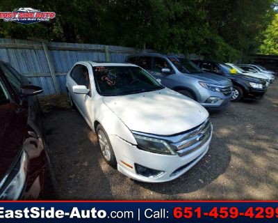 Used 2012 Ford Fusion 4dr Sdn SEL FWD