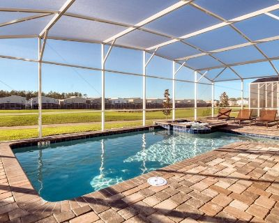 Modern 9BR Family Villa close Disney w/POOL/SPA - Four Corners
