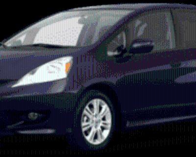 2010 Honda Fit Sport Automatic