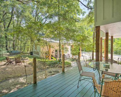 New! 'dogwood Cottage: Enchanting Fairhope Escape - Fairhope