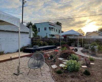 Beautiful 2000 Square Foot Backyard, Long Beach, CA