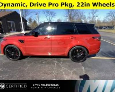 2019 Land Rover Range Rover Sport V6 Supercharged HSE Dynamic