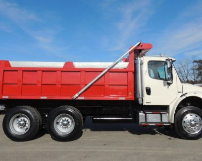 Dump truck funding for all credits - (Nationwide)