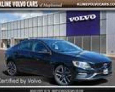 2018 Volvo S60 Black, 37K miles