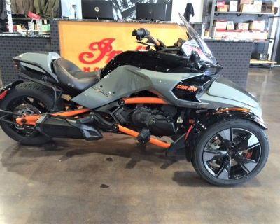 2021 Can-Am Spyder F3-S SE6 3 Wheel Motorcycle Wilmington, DE
