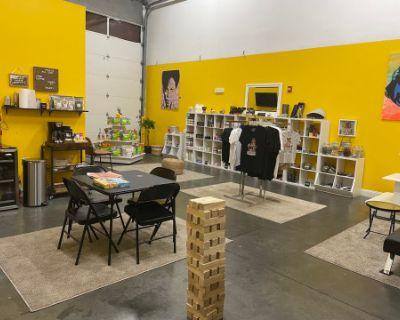 MontClaire South Industrial Storefront w/ Garage Door, Charlotte, NC