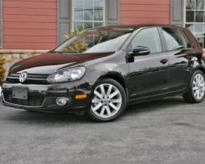 2011 Volkswagen Golf TDI 4-door DSG
