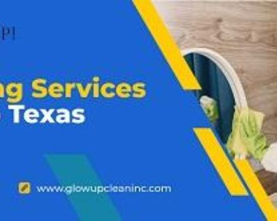 Cleaning services in El Paso, Texas