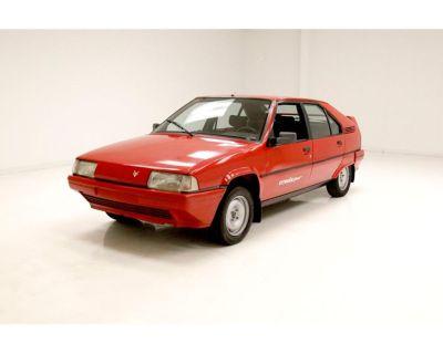 1991 Citroen BX