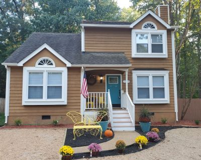 THE Treehouse AT Short Pump! Adults Welcome! Luxury! Outdoor Fun! Fios Wifi/tv! - Henrico County