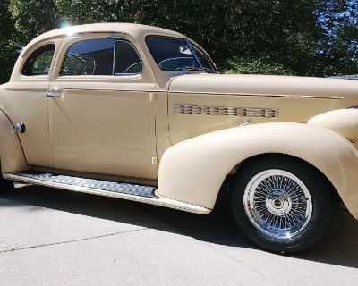 1939 Chevrolet Master Deluxe Coupe-Frame Off Restoration!