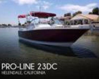 23 foot Pro-Line 23dc