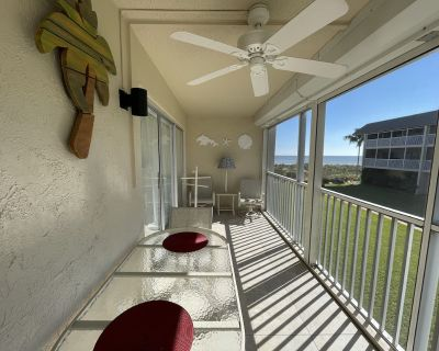 Watch Dolphins From Your Lanai - Sanibel