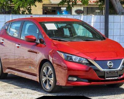 2018 Nissan LEAF SV
