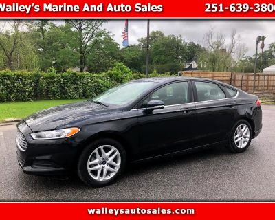 2014 Ford Fusion 4dr Sdn Hybrid FWD