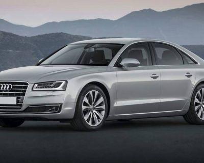 2015 Audi A8 4.0T