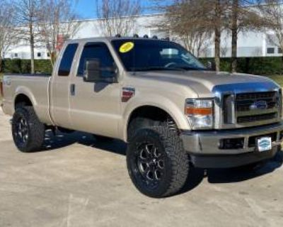 """2008 Ford Super Duty F-250 Lariat SuperCab 142"""" 4WD"""