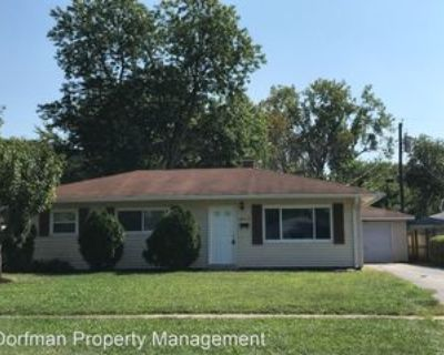 4007 Thrush Dr, Indianapolis, IN 46222 4 Bedroom House