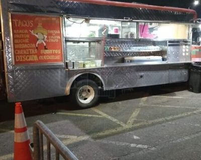 Chevrolet Used Mobile Kitchen / Ready to Go Food Truck
