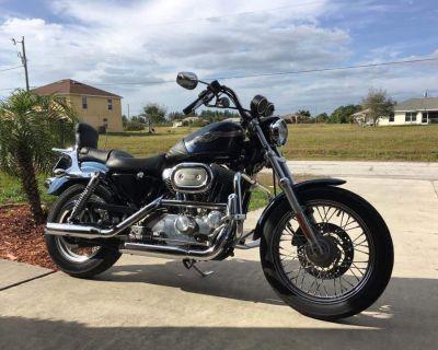 2003 Harley-Davidson SPORTSTER 1200 ANNIVERSARY EDITION