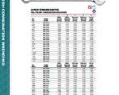 WTB/WTT: Craftsman Industrial Full Polish Large Metric Wrenches
