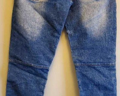 Men's Skinny Blue Jeans-29x30