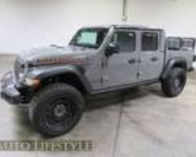 Repairable Cars 2021 Jeep Gladiator for Sale