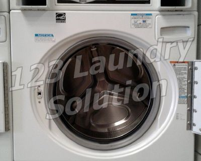 Speed Queen Stacked Gas Washer/Dryer STGT79WN Used