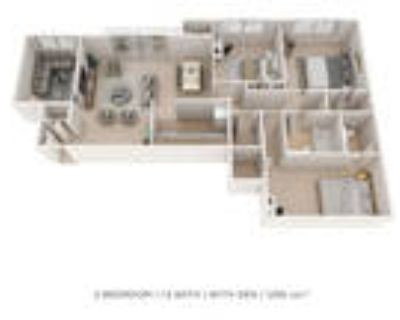 Henson Creek Apartment Homes - Three Bedroom 1.5 Bath