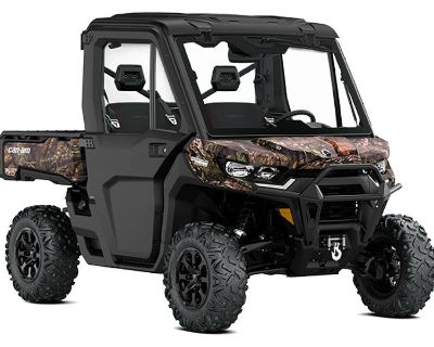 2021 Can-Am Defender Limited HD10 Utility SxS Leland, MS